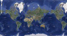 Google world map free large images cp pinterest google google world map free large images gumiabroncs Choice Image