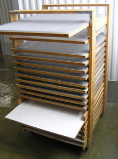 Paper Drying Rack | auction