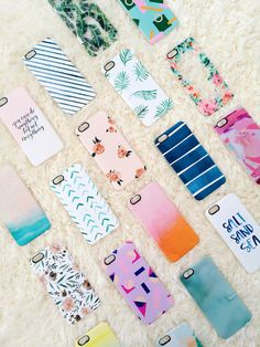 Cell Phone Cases from @designlovefest - we can't quite choose favourite #pattern