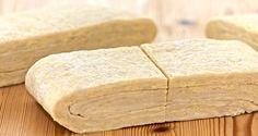 Domácí čerstvé listové těsto | Home-Made.CéZet