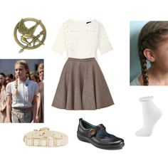 primrose everdeen reaping day - Primrose Everdeen Halloween Costume
