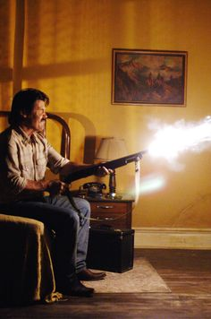 Josh Brolin in No Country For Old Men
