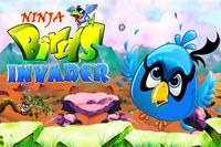 Download Ninja Birds Invader Game Free - Play the most fun puzzle game NINJA BIRDS INVADER.Toss out the ninja birds one by one off the sky,what you have to do is just remove all ninja birds from the sky,except for one.You just have to toss out the ninja birds along a line into other ninja birds knocking them off the sky.You are not allowed to toss out the neighboring ninja birds also cannot toss out a ninja bird directly off the sky.Download now and cherish the ninja birds invader.