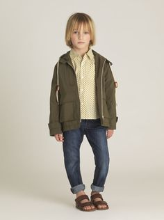 Loving these looks for boys from Elias & Grace