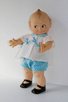 i love kewpie dolls
