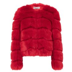 Image: Buy Online - Jakke - A Cool London Based Faux Fur Brand ($195) ❤ liked on Polyvore featuring coats
