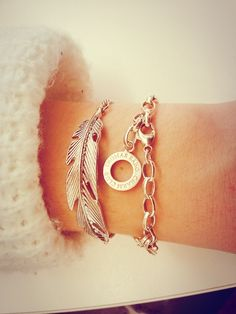 Thomas Sabo bracelet - www.rokoko.co.nz