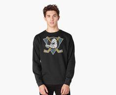 Mighty Ducks of Anaheim NHL Hockey League  by mona sunita