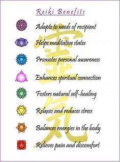 Beneficios de Reiki