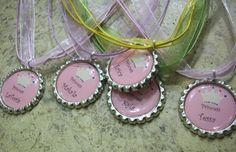 Cute idea for a princess party favor