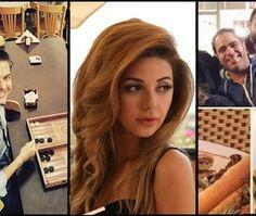 بالصور: تعرفوا على مطاعم ومقاهي وشركات أهم النجوم والنجمات العرب #صور #نجوم #art #Alqiyady #Celebrities #نجوم_العرب #اخبار_المشاهير