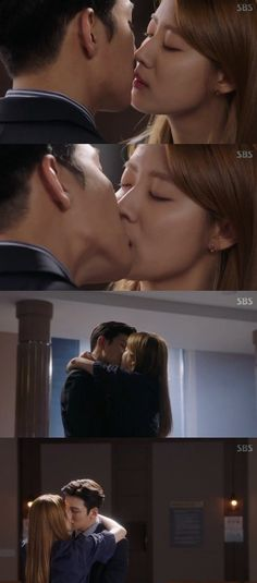 [Spoiler] Added episodes 37 and 38 captures for the #kdrama 'Suspicious Partner'