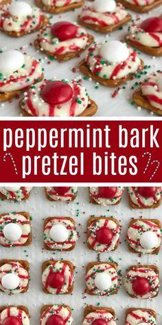 Holiday Cookies, Holiday Treats, Holiday Recipes, Christmas Recipes, Dinner Recipes, Snacks Recipes, Pretzel Recipes, Holiday Foods, Christmas Treats For Gifts