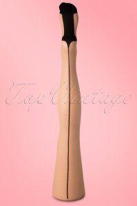 Music Legs Sheer Backseam Panty 171 52 11589 20131120 0004W