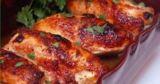 maple syrup chicken is a healthy dinner Maple Syrup Chicken, Maple Glazed Chicken, Maple Syrup Recipes, Turkey Dishes, Cooking Recipes, Healthy Recipes, Breast Recipe, The Best, Chicken Recipes