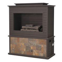 Georgina LP Gas Fireplace