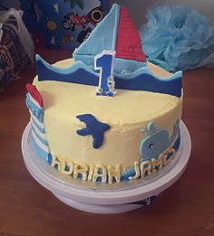 """Cake made by """"chrissys cakes & sweets"""" on Facebook"""