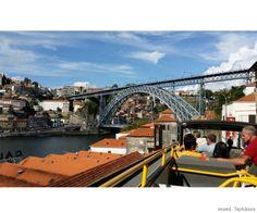 Hello Porto! Olá Porto!  Photo: Imssmd, TripAdvisor — em Porto.