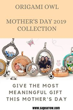 Origami Owl Mother's Day 2019 & Spring Collection is perfect way to gift from th. Origami Owl Mother's Day 2019 & Spring Collection is perfect way to gift from the heart for your Origami Owl Easy, Origami Owl Keychain, Origami Owl Watch, Origami Owl Bracelet, Origami Owl Lockets, Useful Origami, Origami Owl Jewelry, Origami Swan, Origami Flowers