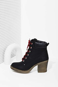 these look comfortable and like something you could wear at work...Remix Boot | Shop Shoes at Nasty Gal