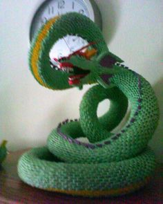 3D Origami   3d Origami Serpent by =dfoosdc on deviantART