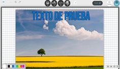 Post.as es una utilidad web con la que cualquier persona puede crear banners, collages, memes y más. Podemos usar imágenes, vídeos, textos, audios, etc.