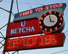 U Betcha Pub |  Taoma, Washington