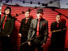 "Canal Electro Rock News: The Parlotones lança clipe para faixa ""Whistle Dixie Dizzy"""