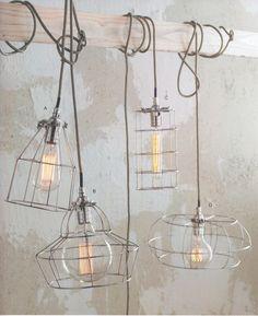 DIY Exposed Light Bulb