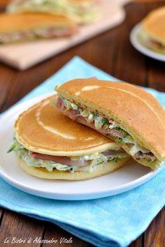 Dorayaki salati