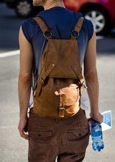 Amazing rucksack