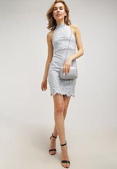 Dieses Kleid gehört in deine Abendgarderobe! Missguided Cocktailkleid / festliches Kleid - grey für 41,95 € (07.06.16) versandkostenfrei bei Zalando bestellen.