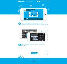 Web Graphic design. Layout. Mobile. APP Mockup.