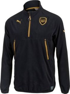 Get this at SoccerPro now! It's too hot not to cop. Arsenal Shirt, Arsenal Jersey, Arsenal Fc, Soccer Shoes, Soccer Jerseys, Best Club, Training Tops, Black Tops, Football
