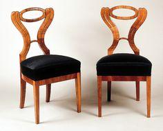 Biedermeier chair