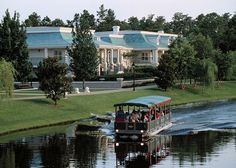 Port Orleans French Quarter - Riverboat to Downtown Disney- miss this!!!