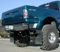 Lifted Truck Mud Flaps by Pro Flaps 1985 Chevy Truck, Chevy Trucks, 4x4 Trucks, Lifted Trucks, Truck Mud Flaps, Welding, Cars Motorcycles, Dream Cars, Badass