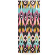 "Amanda Lane ""Bohotribal"" Luxe Rectangle Panel"
