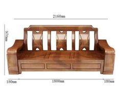 Sofa Bed Design, Living Room Sofa Design, Diy Furniture Easy, Couch Furniture, Sofa Bed Wooden, Wooden Sofa Set Designs, Art Deco Sofa, Room Partition Designs, Bedroom False Ceiling Design