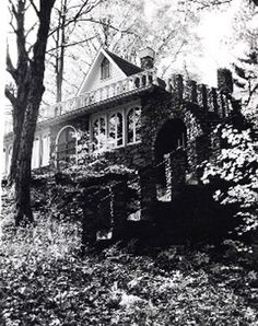 Madame Sherri's Mansion as it used to be.