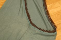 Sewing underwear, the basics