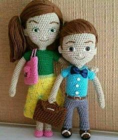 Caleb & Sophia, as sweet nice doll's for our kiddies to playing... ;-)
