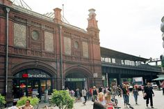 S-Bahnhof Hackescher Markt - Berlin Mitte
