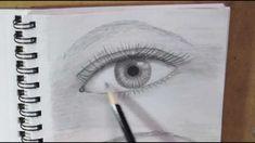 Como Dibujar Ojos a Lapiz Paso a Paso para Principiantes Dibujos A Lapiz, Dibujos A Lpiz, Dibujos Arte, Dibujos Faciles, Dibujos Kawaii, Dibujos De Disney, Dibujos Sencillos, Dibujos Paso A Paso, Dibujos Creativos, Dibujos De Chicas, Dibujos Mandalas. #dibujosalapiz #dibujosarte Tinta India, Youtube, Paper, Ink Drawings, Disney Drawings, Drawings Of Girls, Kawaii Drawings