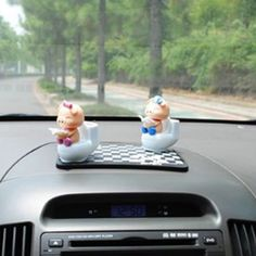 Piglet Reading on Toilet Bowl Pig Solar Car Dashboard Office Decor Ornament Cheap Ornaments, Solar Car, Toilet Bowl, Interior Accessories, Office Decor, Automobile, Motorcycles, Toys, Reading