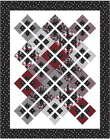 Quilt Inspiration: Free pattern day: Lattice and Woven quilts Jelly Roll Quilt Patterns, Star Quilt Patterns, Pattern Blocks, Skirt Patterns, Blouse Patterns, Sewing Patterns, Coat Patterns, Quilting Projects, Quilting Designs