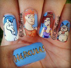 Hercules nails