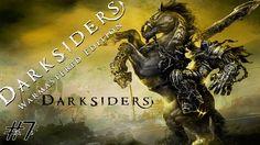 Darksiders Warmastered Edition Прохождение На Русском Языке №7 Дорога К ...