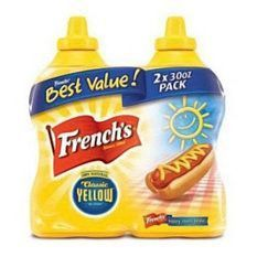 French's Classic Yellow Mustard 30 oz.