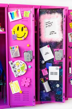 A dozen ideas for DIY locker decor and storage so you can have the coolest…